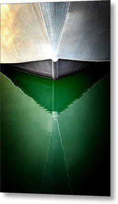 Hull Abstract 3 Metal Print
