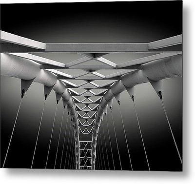 Humber Bridge Metal Print