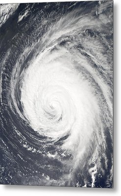 Hurricane Metal Print by Unknown