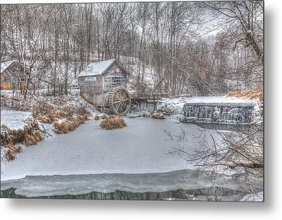 Hyde Mill Metal Print