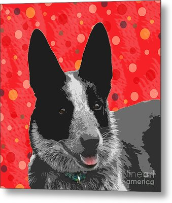 I Am All Ears Metal Print by Nola Lee Kelsey
