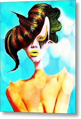 I Am Yours Metal Print by Yosi Cupano