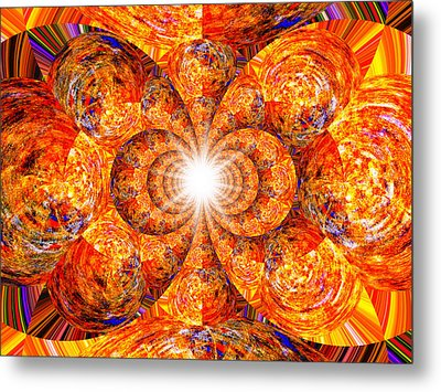 I Could Dream A Million Dreams Metal Print