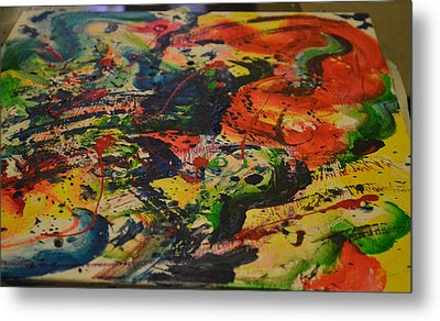 I Don't Know Where I'm Going Metal Print by Isaac Thomas