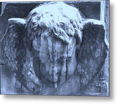 I Have Watched For A Long Time... Metal Print