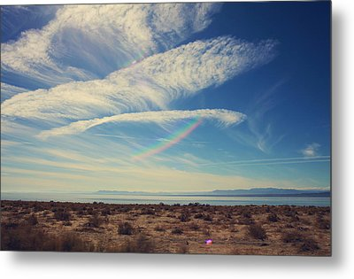I Hope And I Dream Metal Print by Laurie Search
