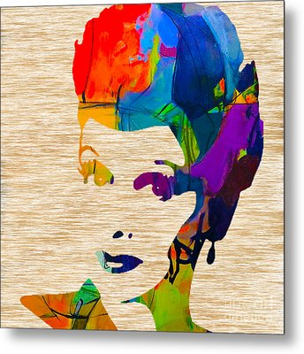 I Love Lucy Metal Print by Marvin Blaine