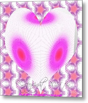 I Love You And No One Else Metal Print by PainterArtist FIN