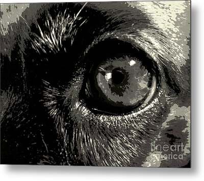 I See She Metal Print by Isabelle Holt