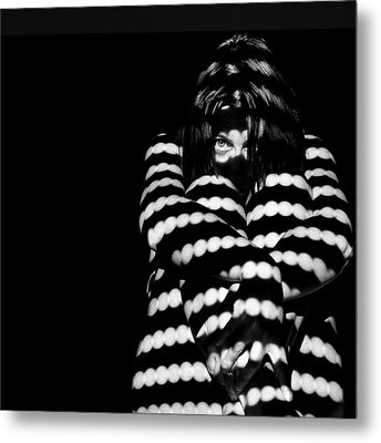 I See You Metal Print by Claudio Montegriffo