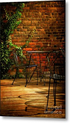 I Waited For You Metal Print