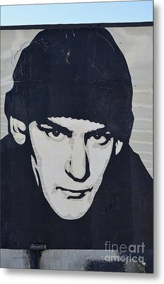 Ian Mackaye Metal Print by Allen Beatty