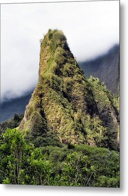 Iao Valley 47 Metal Print