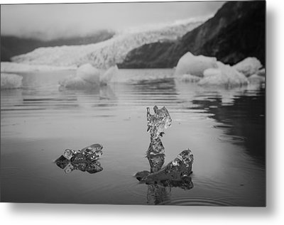 Ice Angel Metal Print by Roger Clifford
