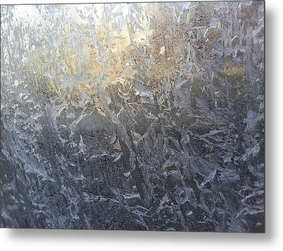 Ice Maize Metal Print by Jaime Neo