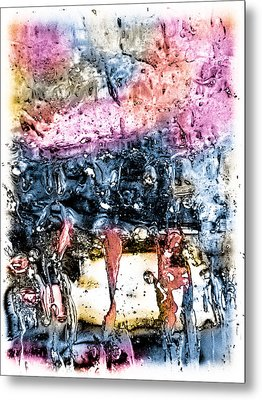 Ice Number Four Metal Print by Bob Orsillo