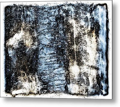 Ice Number Two Metal Print by Bob Orsillo