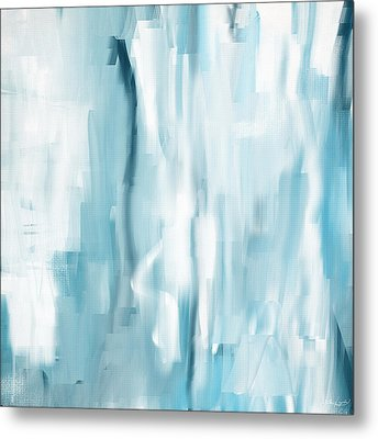 Icy Passion Metal Print by Lourry Legarde