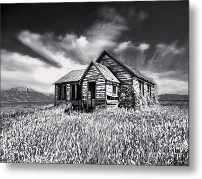 Idaho Metal Print by Gregory Dyer