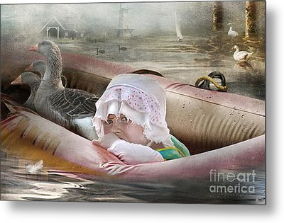If I Could Save Em All Metal Print by Adelita Rog
