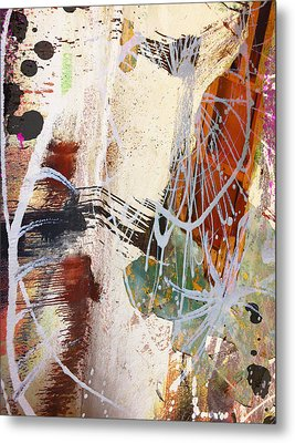 If Love Could Speak Metal Print by Empty Wall
