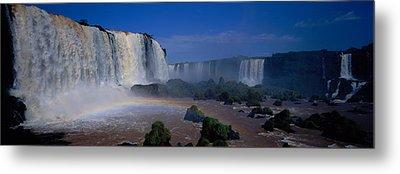Iguazu Falls, Argentina Metal Print by Panoramic Images