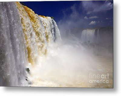 Iguazu Falls I Metal Print