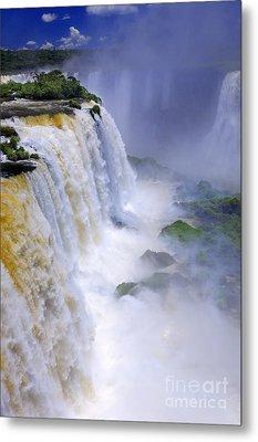 Iguazu Falls IIi Metal Print