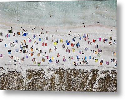 Illetes Beach, Formentera Metal Print