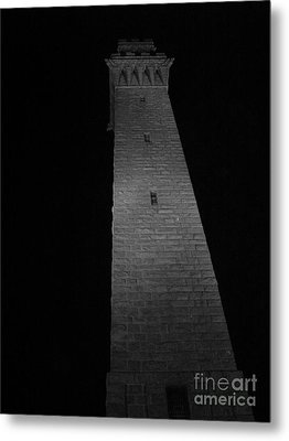 Illumination Metal Print by Barbara Bardzik