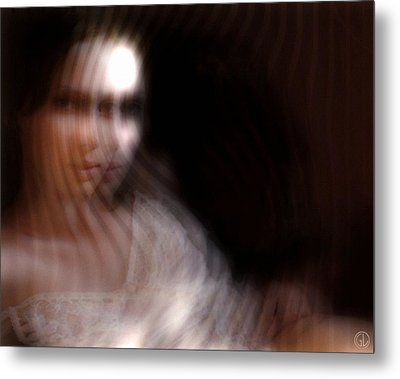 Illusion Metal Print by Gun Legler