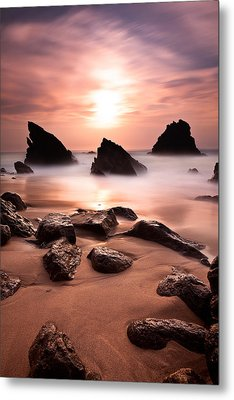 Illusions Metal Print by Jorge Maia
