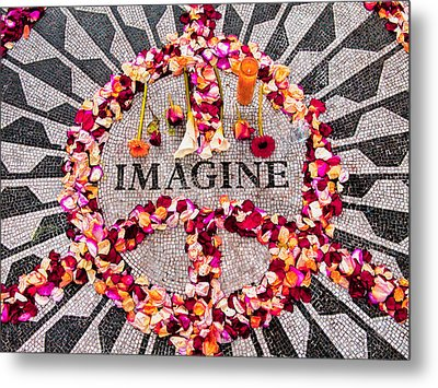 Imagine Metal Print by Gary Slawsky