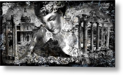 Immortality..... Metal Print by Anastasios Aretos