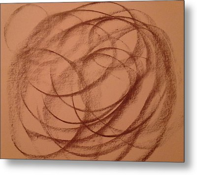 In A Different World Metal Print by Erica  Darknell