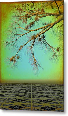 In A Land Far Far Away Metal Print by Jan Amiss Photography