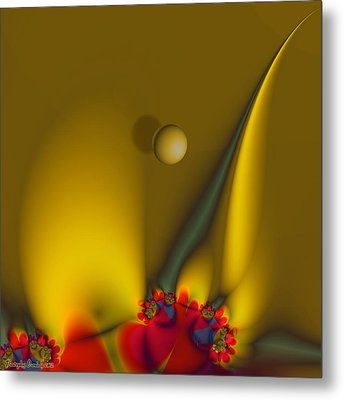 In Addition To The Wind.  Metal Print by Tautvydas Davainis