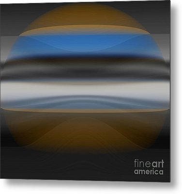 In Another World Metal Print by Elizabeth Austin-Craig