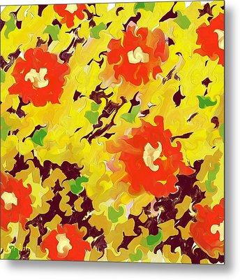 In Full Bloom Metal Print by Alec Drake