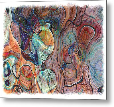 In My Minds Eye Metal Print