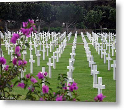 Metal Print featuring the photograph In Rememberance by Lucinda Walter