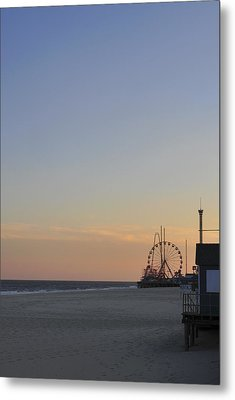 In The Distance Metal Print by Terry DeLuco