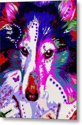 In Your Eyes Metal Print by Colleen Kammerer