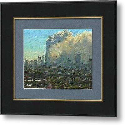 Inarticulate Moment In Time Metal Print by Kosior