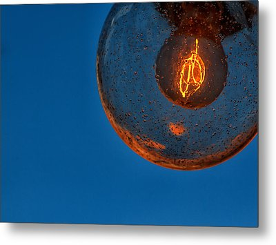Incandescent  Metal Print