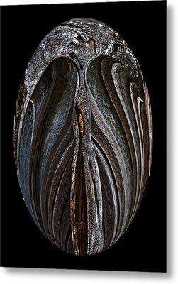 Incised Metal Print by Murray Bloom
