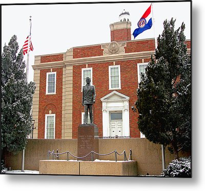 Independence Courthouse Metal Print