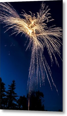 Independence Day 2014 8 Metal Print