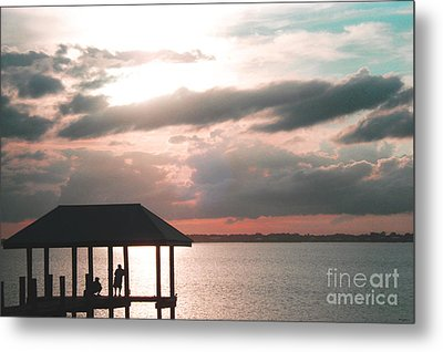 Metal Print featuring the photograph Indian River Lagoon by Megan Dirsa-DuBois