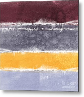 Indian Summer Metal Print by Linda Woods